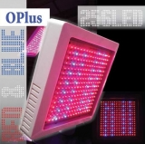 LED GROW PANEL 256ks červená + modrá