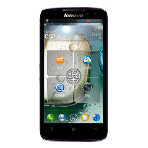 "Lenovo ideaPhone A820, 4.5"", 8MP, 4 jádrový, 2 Sim"