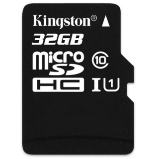 Paměťová karta Kingston Micro SDHC 32GB